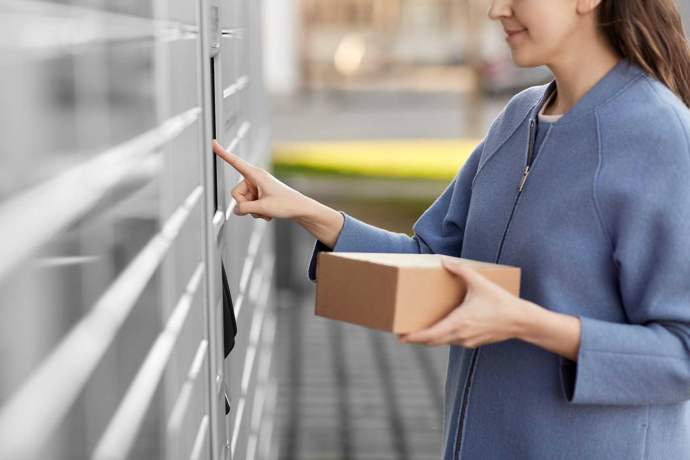 Installazione e assistenza dello smart parcel locker: come avviene?