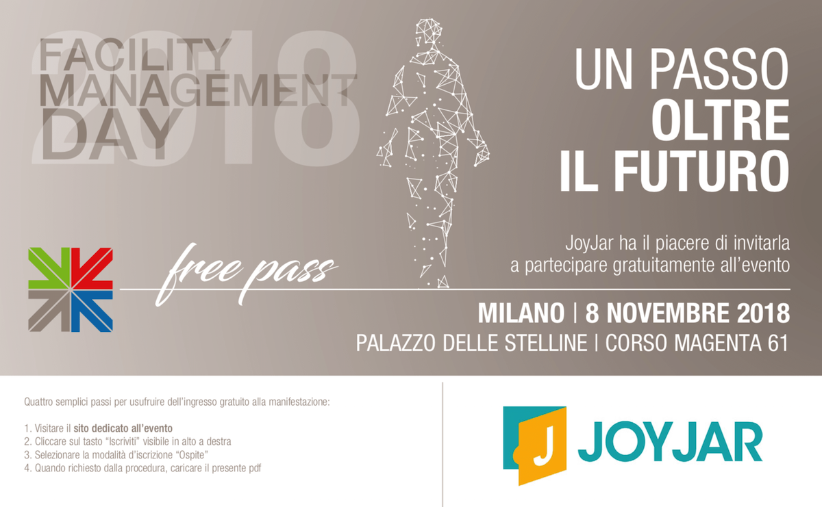 JOYJAR AL FACILITY MANAGEMENT DAY 2018