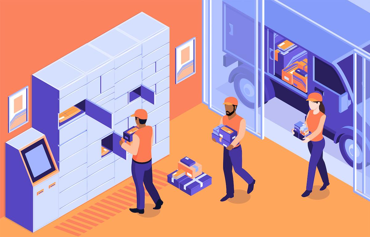 Come saremo nel 2030: la diffusione degli smart locker condominiali e aziendali
