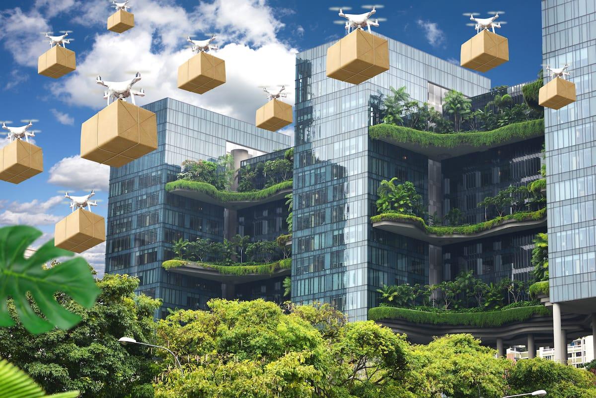 Locker intelligenti: il futuro del condominio è adesso